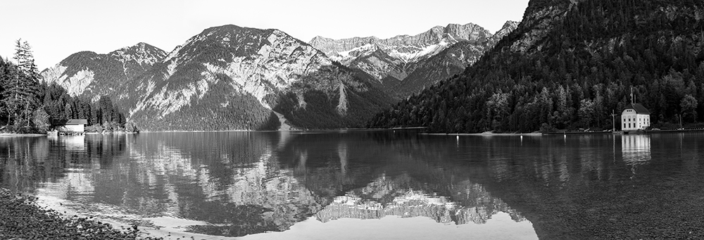 Fotospot Plansee In Tirol Österreich