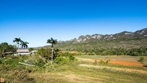Valle de Viñales in Kuba