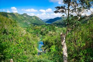 El Nicho Nationalpark - Topes de Collantes