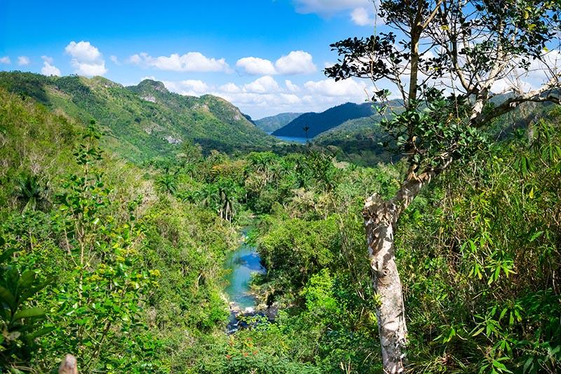 El Nicho Nationalpark - Topes de Collantes