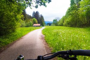 Fahrrad-Tour im Allgäu