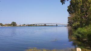 Brücke Lo Passador in Sant Jaume d'Enveja